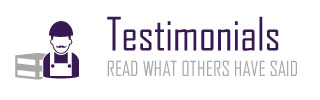 Testimonials - Read what others have said